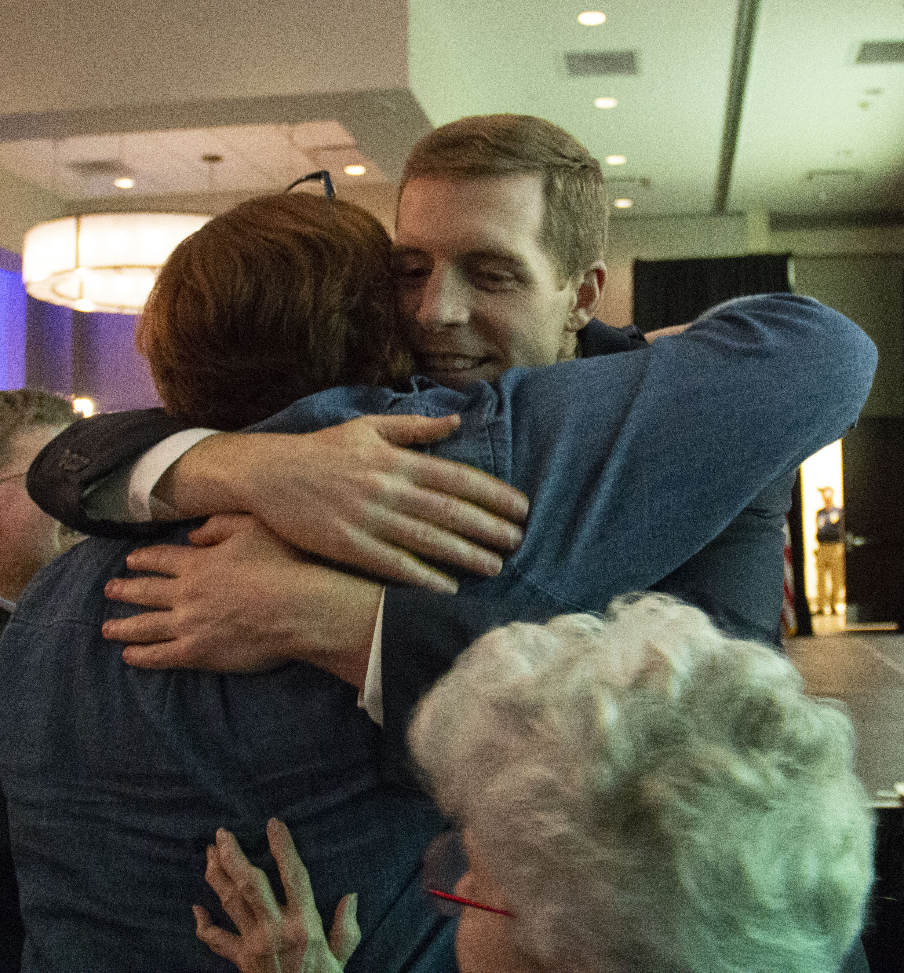 Connor Lamb Claims District 17 Win