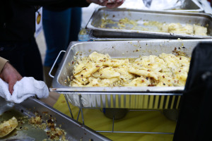 Traditional pierogies will be for sale along with some surprising new flavors at the festival.<br /> Submitted photo: Christina Shields