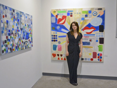'Kiss My Apps' exhibit gets interactive in Lawrenceville