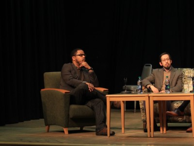 Event highlights role of environmental journalists