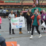 Downtown Pittsburgh high school students protest Parkland shooting