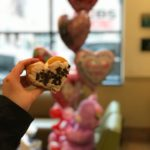 Specialty Cupid's Choice Donuts has students feeling the love